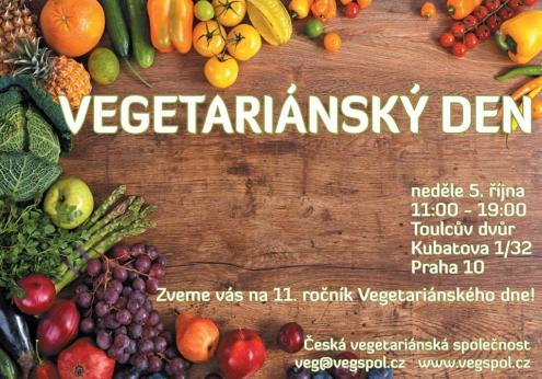 Vegetariánský den 2014