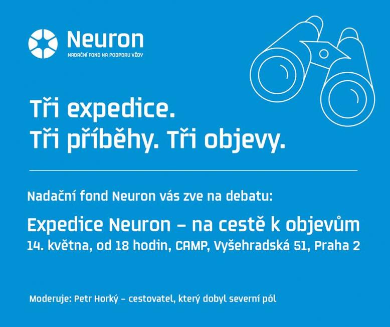Expedice Neuron - na cestě k objevům