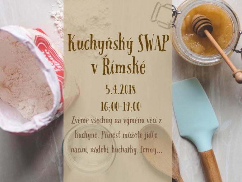 Kuchyňský SWAP v Římské