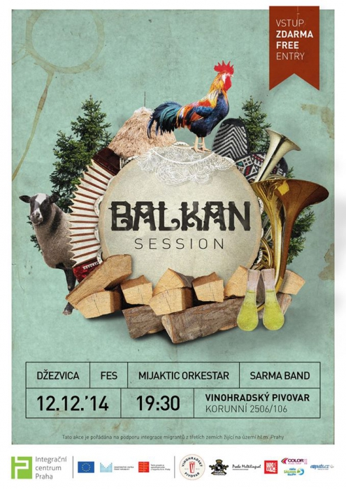 Balkan Session
