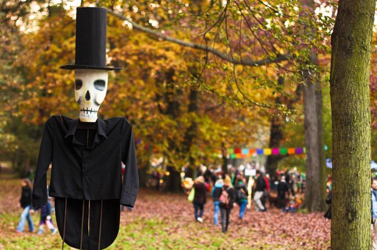Den mrtvých – Dia de los Muertos