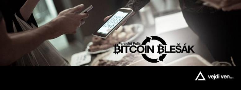 Bitcoin Blešák / Flea (Free) Market