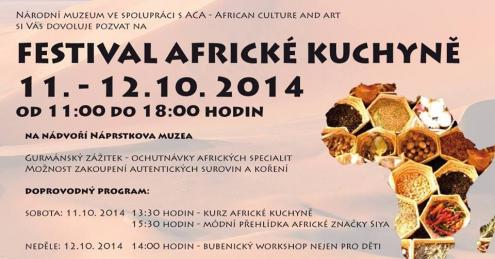 Festival africké kuchyně