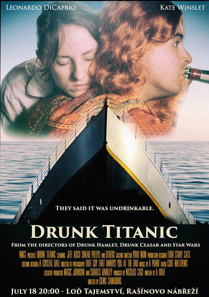 Drunk Titanic