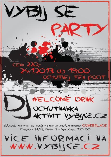 Vybij se party