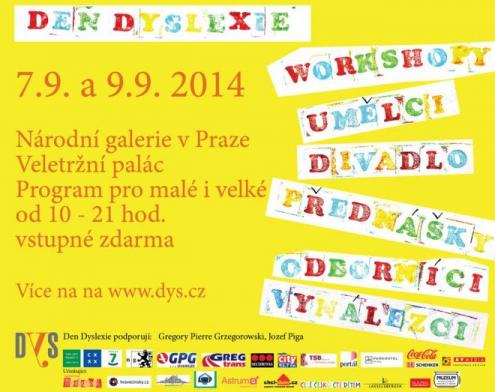 Jubilejní 5. ročník dne dyslexie