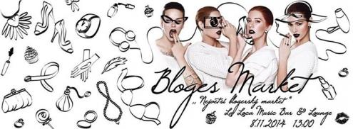 Bloges Market: Největší shopping & Party event