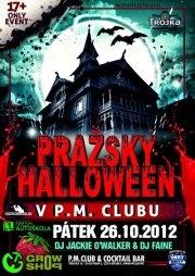 Pražský Halloween