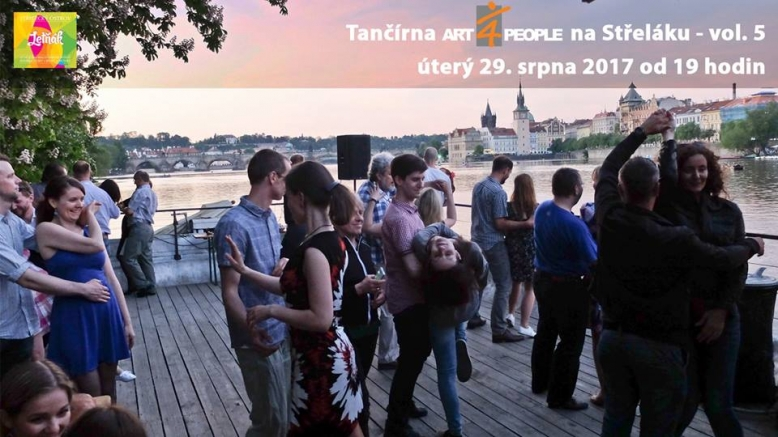 Tančírna Art 4 People na Střeláku - vol. 5