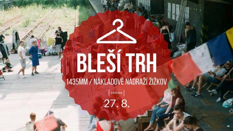 Bleší trh na 1435mm / Nákladové nádraží Žižkov Vol.V