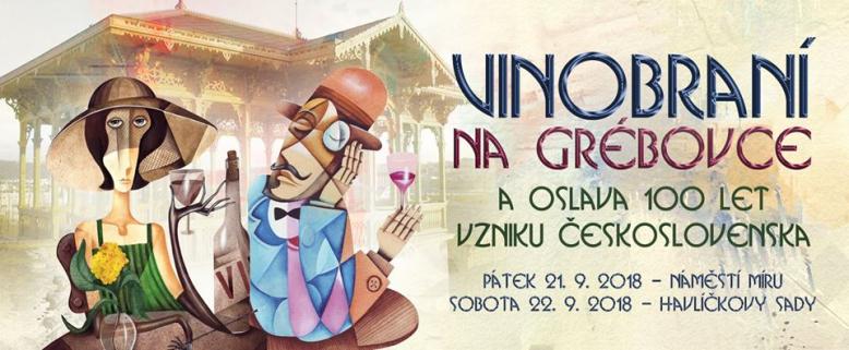 Vinobraní na Grébovce 2018