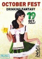 SaSaZu October Fest - Drinking Fantasy