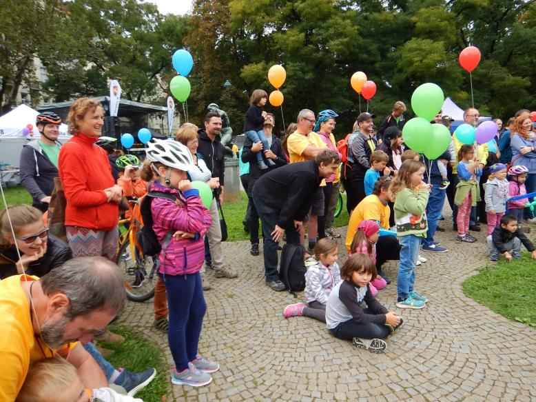 Den bez aut 2018 / Pražské cyklozvonění