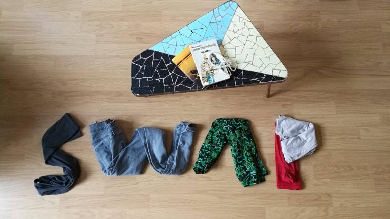SWAP – výměna věcí!