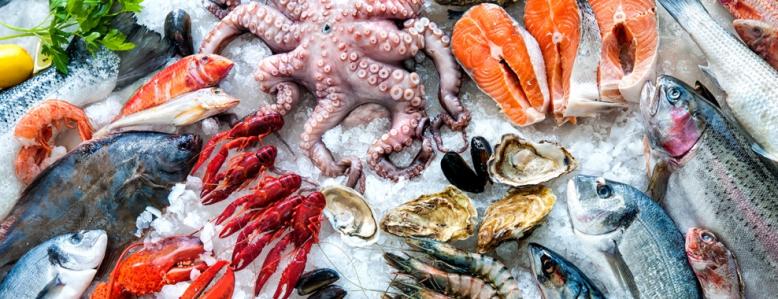 Summer seafood Sundays