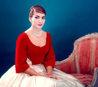 Já, Maria Callas