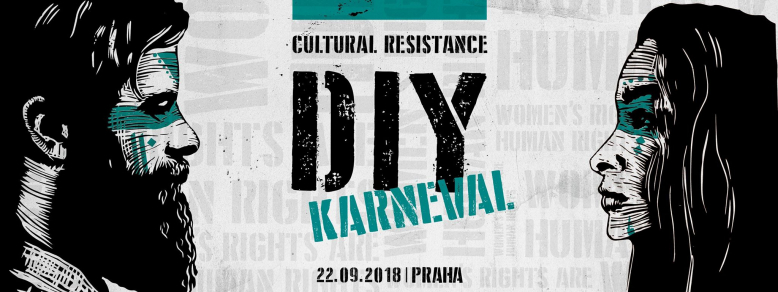 DIY Karneval - Women's rights are human rights