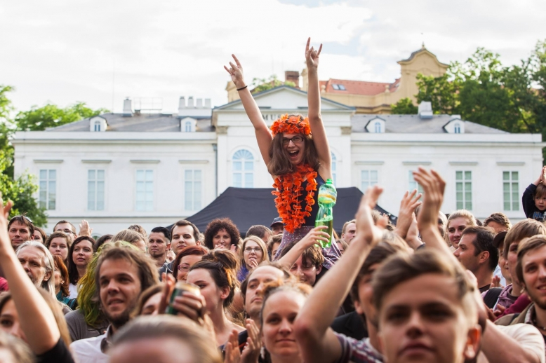 United Islands of Prague 2018