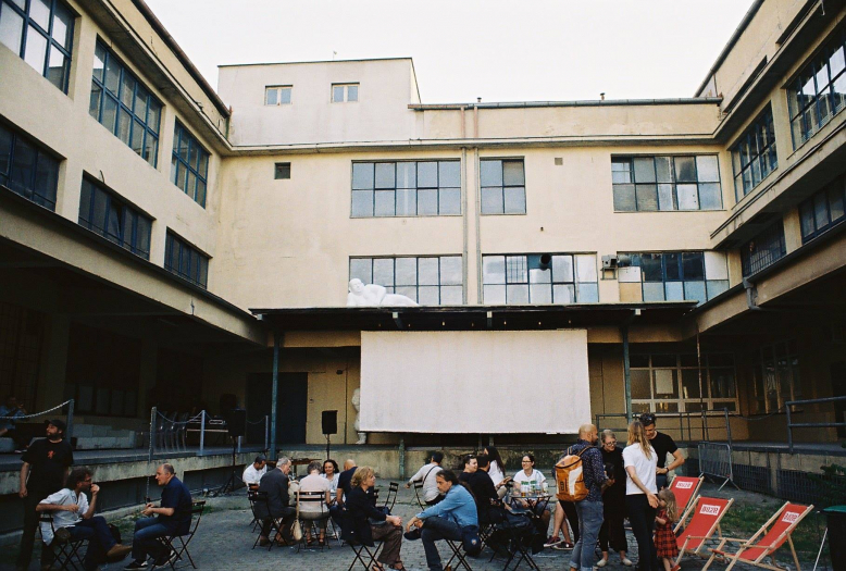 Letní kino:  FAMU léto III