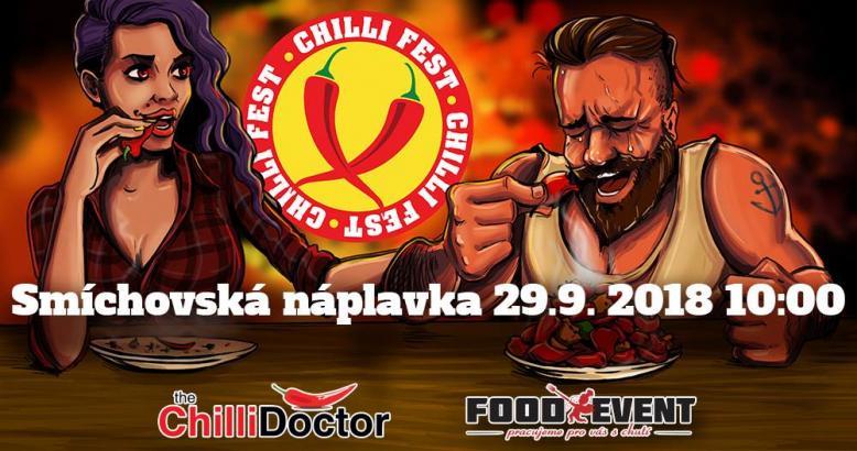 Chilli Fest Praha 2018
