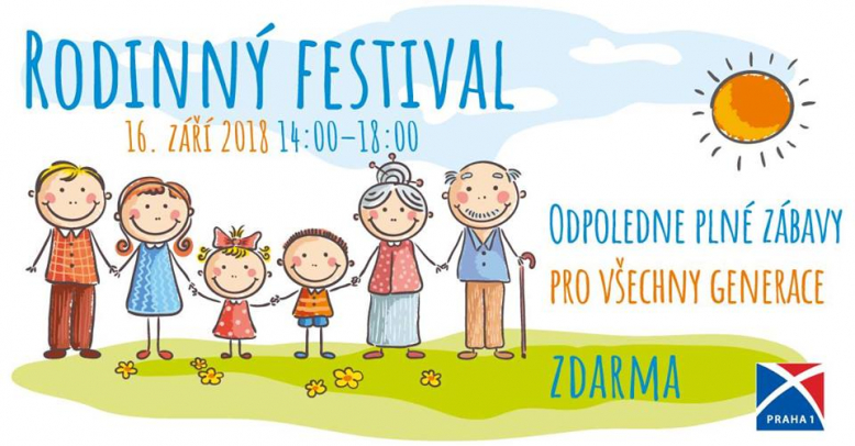 Rodinný festival Prahy 1