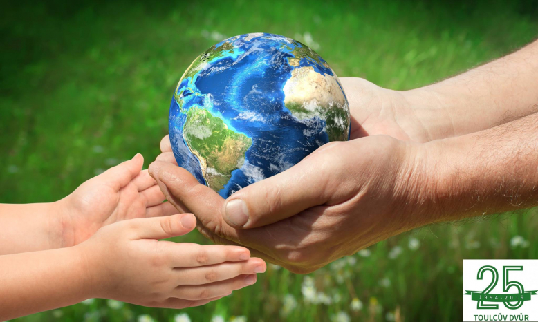 Den Země a 25 let Toulcova dvora
