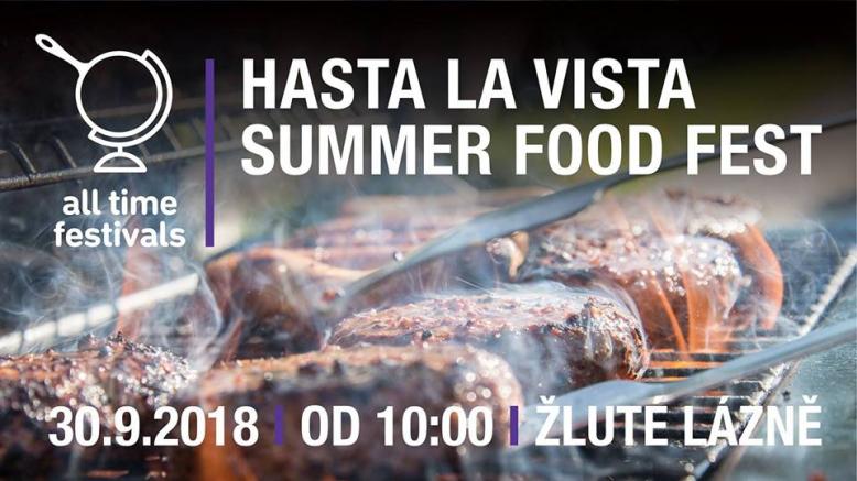 Hasta La Vista Summer Food Fest