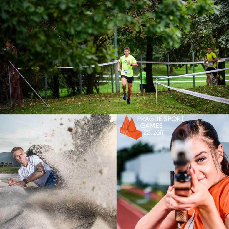 Prague Sport Games 2018