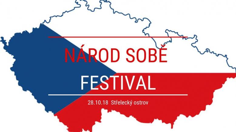 Národ sobě Festival + Videomapping