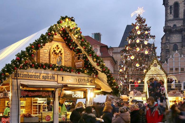 Vánoční trhy 2018