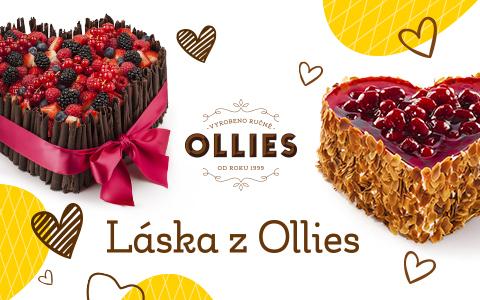 Valentýn v Ollies