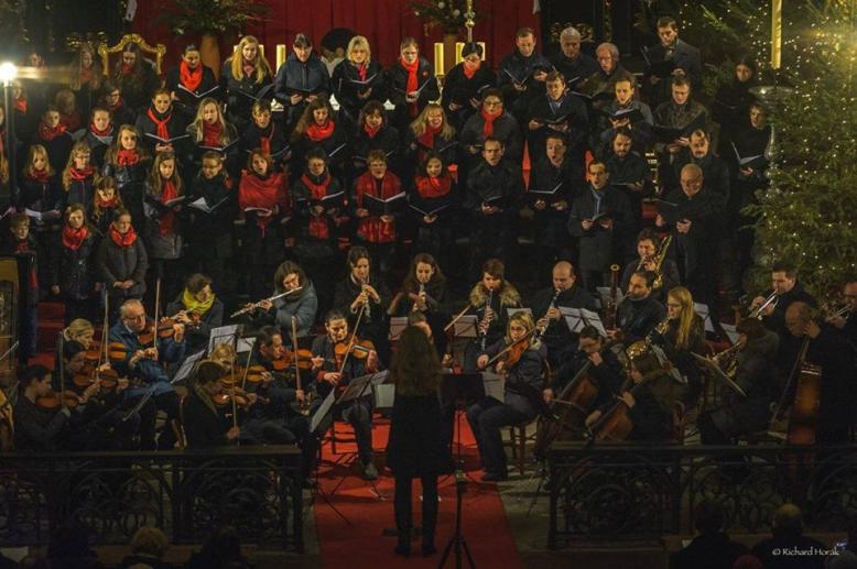 Vánoční koncert Notre Dame