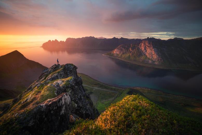 Norsko - země, kde slunce nezapadá (přednáší Tomáš Havel)