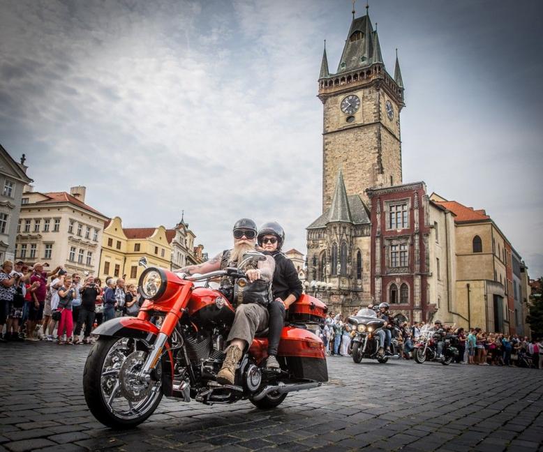 115. Výročí Harley-Davidson