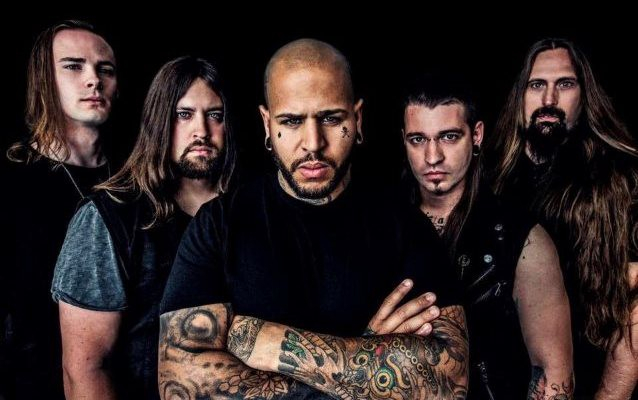 Bad Wolves (US) - Prague, Rock for People 25 Concerts