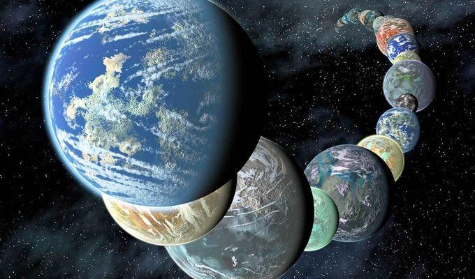 Postavme si obyvatelnou planetu