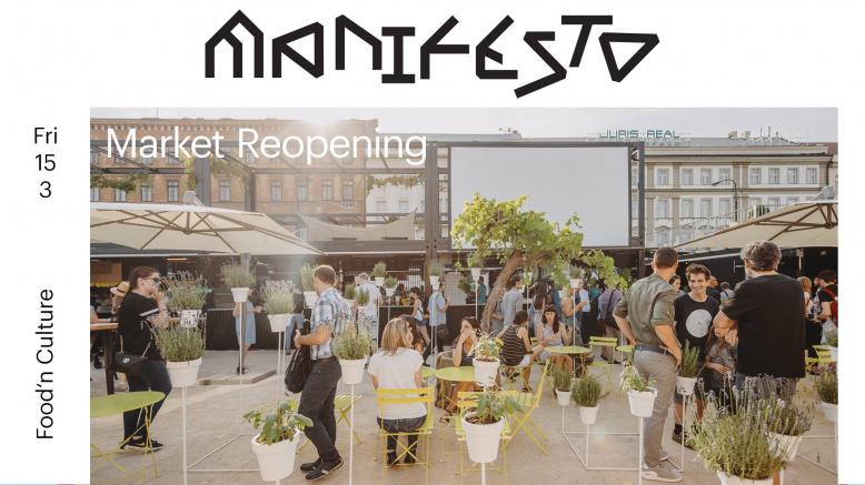 Manifesto Reopening