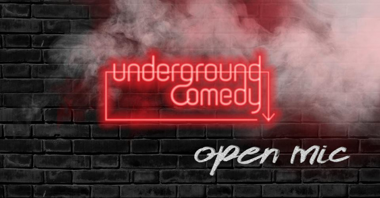Stand-up Open-mic
