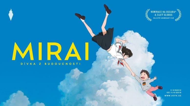 Letní kino před Crossem - Mirai, dívka z budoucnosti