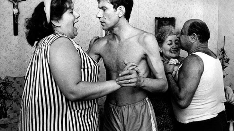 Letní kino—Ecce homo Homolka