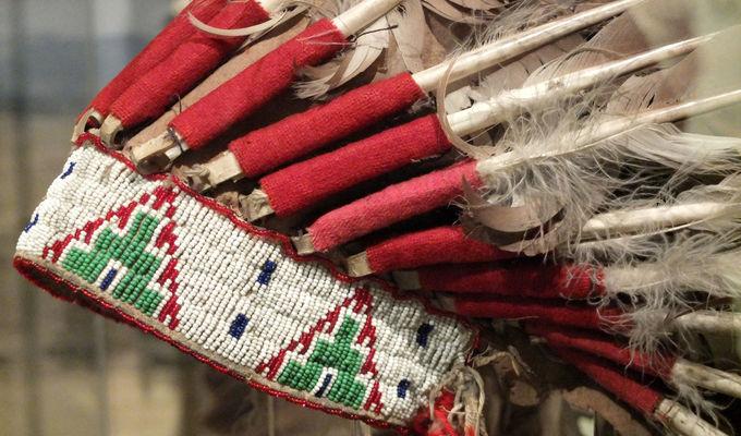 Etnoklub – Indiánské čelenky