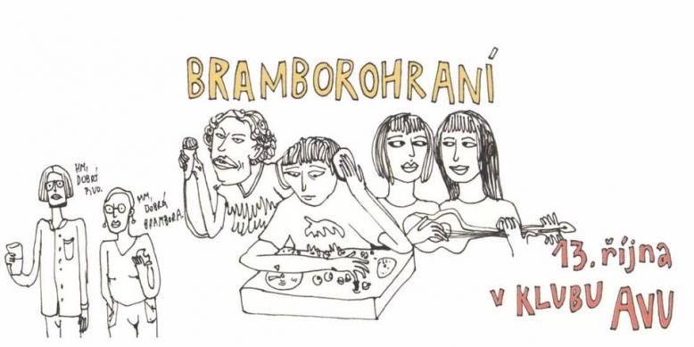 Bramborohraní
