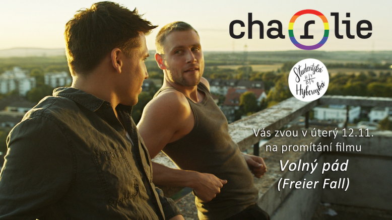 Filmový klub s Charlie: Volný pád