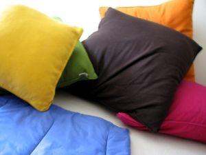 Pillow fight Prague 2012