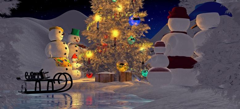 Vánoční stromeček aneb Předškolní klub jinak
