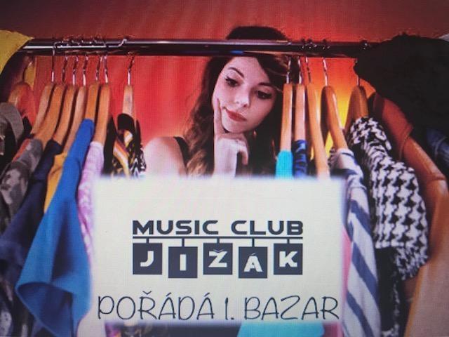 1. jarní bazar