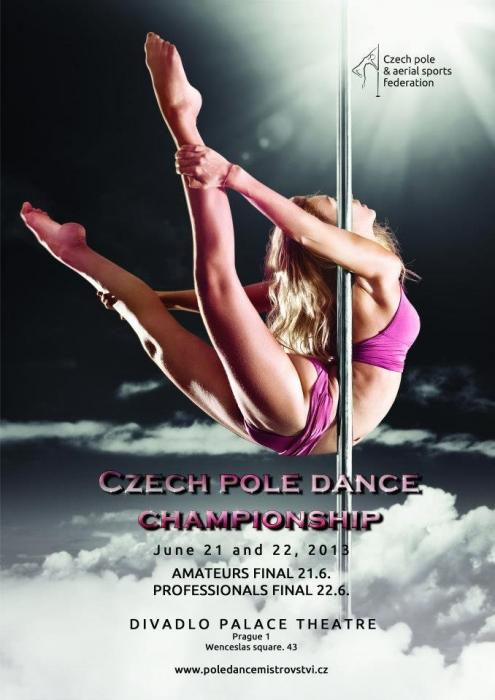 Mistrovství České republiky v Pole Dance 2013