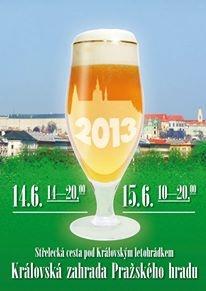 Festivalu minipivovarů na Pražském hradě