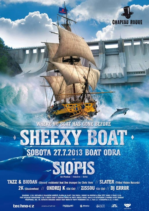 Sheexyboat 2013