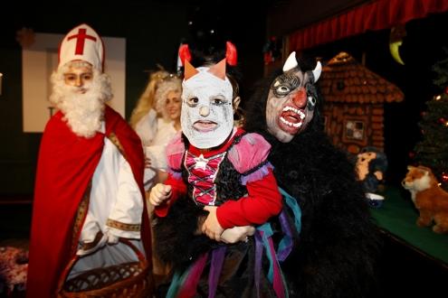 Báječná vánoční Albertíkova show